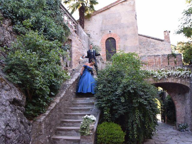 Il matrimonio di Stefano e Sara a Gropparello, Piacenza 13