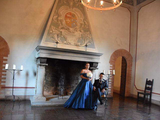 Il matrimonio di Stefano e Sara a Gropparello, Piacenza 14