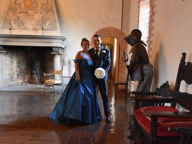 Il matrimonio di Stefano e Sara a Gropparello, Piacenza 16