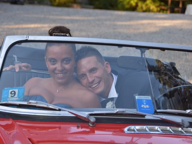 Il matrimonio di Stefano e Sara a Gropparello, Piacenza 18