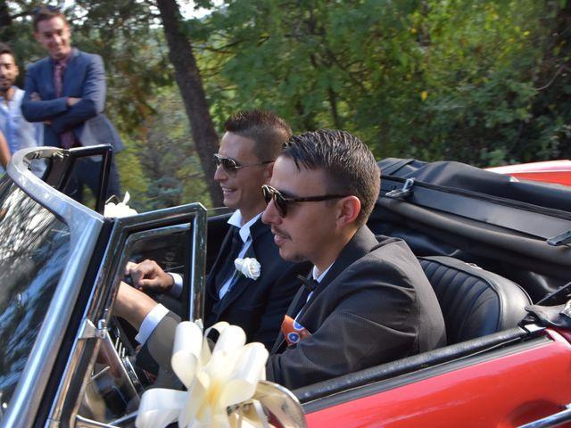 Il matrimonio di Stefano e Sara a Gropparello, Piacenza 22