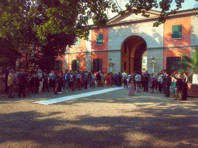 Il matrimonio di Marco e Michela a Reggio nell'Emilia, Reggio Emilia 7
