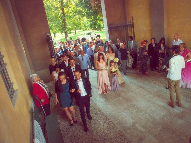 Il matrimonio di Marco e Michela a Reggio nell'Emilia, Reggio Emilia 12