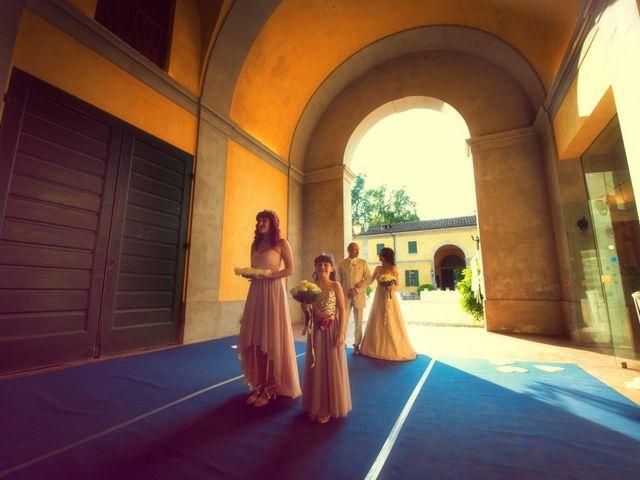 Il matrimonio di Marco e Michela a Reggio nell'Emilia, Reggio Emilia 1