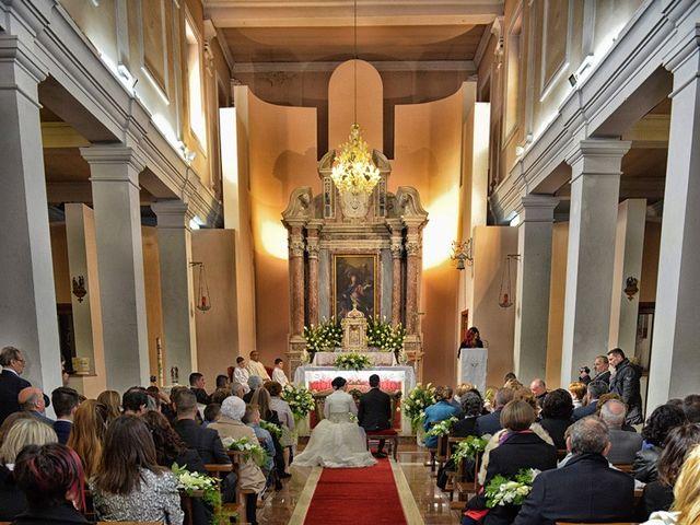 Il matrimonio di Domenico e Teresa a Villetta Barrea, L'Aquila 21