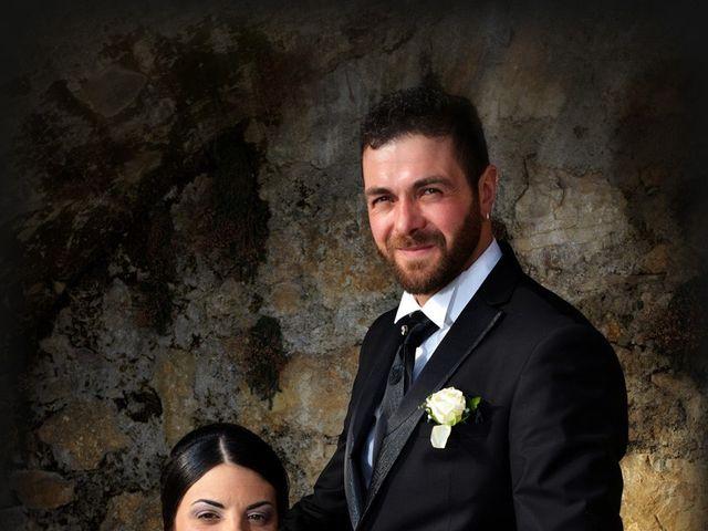Il matrimonio di Domenico e Teresa a Villetta Barrea, L'Aquila 2