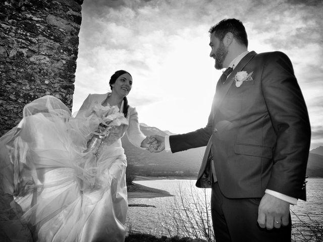 le nozze di Teresa e Domenico