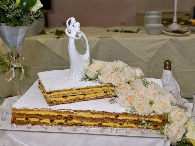 Il matrimonio di Domenico e Teresa a Villetta Barrea, L'Aquila 41