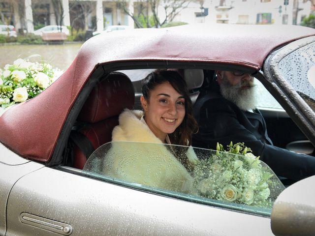 Il matrimonio di Andrea e Elisa a Mortara, Pavia 17