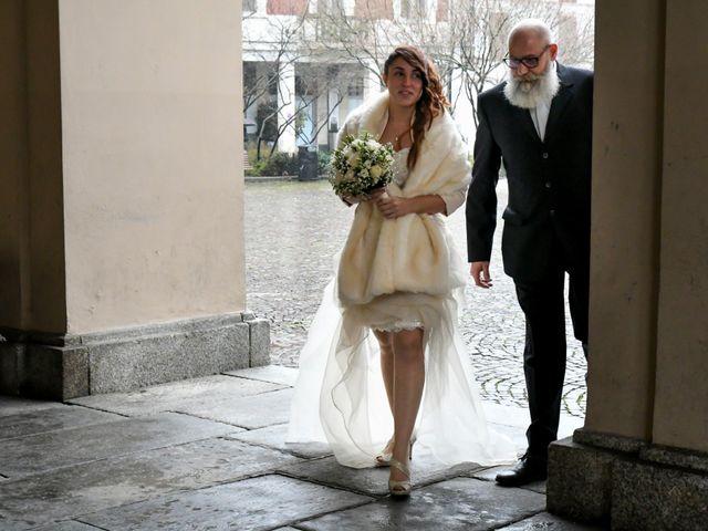 Il matrimonio di Andrea e Elisa a Mortara, Pavia 19