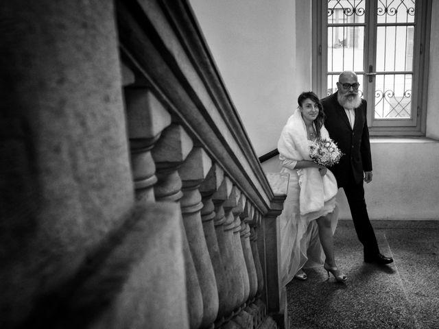 Il matrimonio di Andrea e Elisa a Mortara, Pavia 20