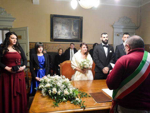 Il matrimonio di Andrea e Elisa a Mortara, Pavia 21