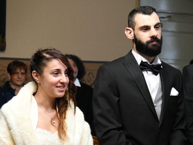 Il matrimonio di Andrea e Elisa a Mortara, Pavia 22