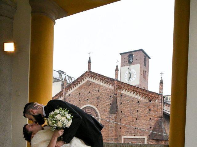 Il matrimonio di Andrea e Elisa a Mortara, Pavia 26