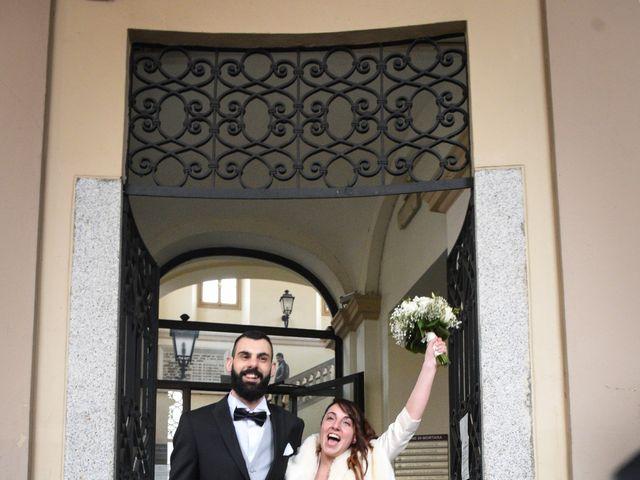 Il matrimonio di Andrea e Elisa a Mortara, Pavia 28