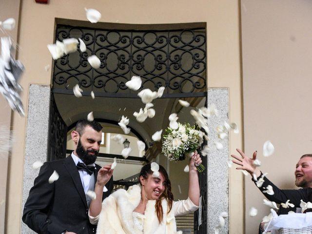 Il matrimonio di Andrea e Elisa a Mortara, Pavia 29