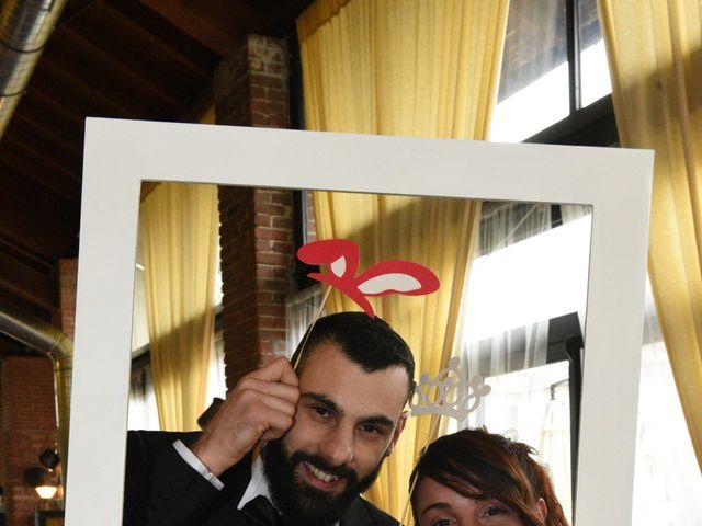 Il matrimonio di Andrea e Elisa a Mortara, Pavia 34