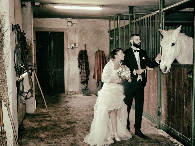 Il matrimonio di Andrea e Elisa a Mortara, Pavia 40