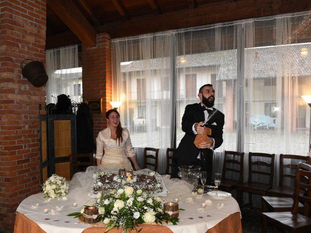 Il matrimonio di Andrea e Elisa a Mortara, Pavia 50