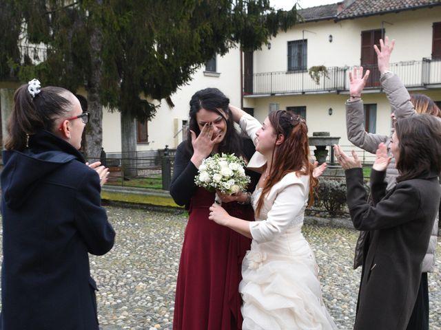 Il matrimonio di Andrea e Elisa a Mortara, Pavia 53