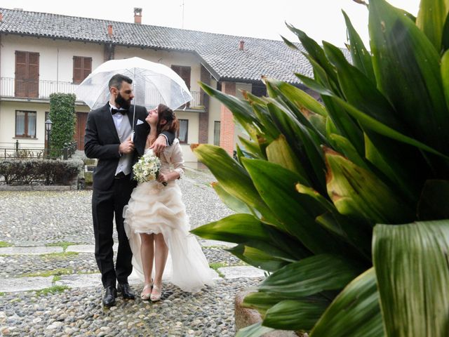 Il matrimonio di Andrea e Elisa a Mortara, Pavia 44