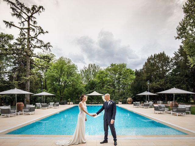 Le nozze di Stefania e Ermanno