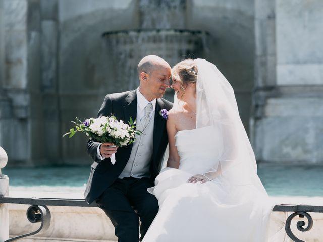 Le nozze di Emanuela e Daniele
