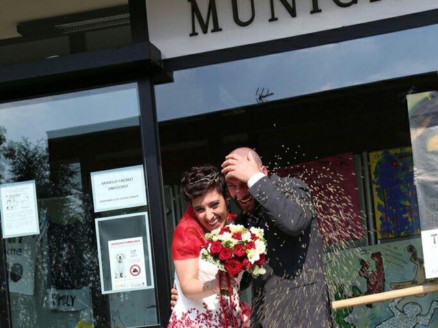 Il matrimonio di Matteo e Alice a Cesate, Milano 8