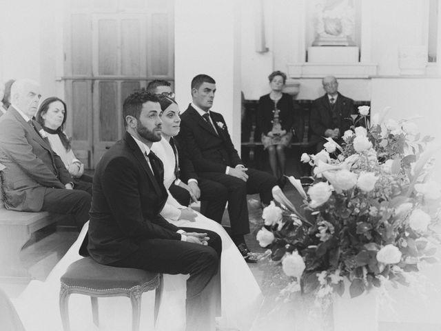 Il matrimonio di Domenico e Teresa a Villetta Barrea, L'Aquila 22