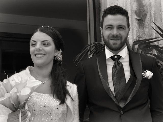 Il matrimonio di Domenico e Teresa a Villetta Barrea, L'Aquila 24