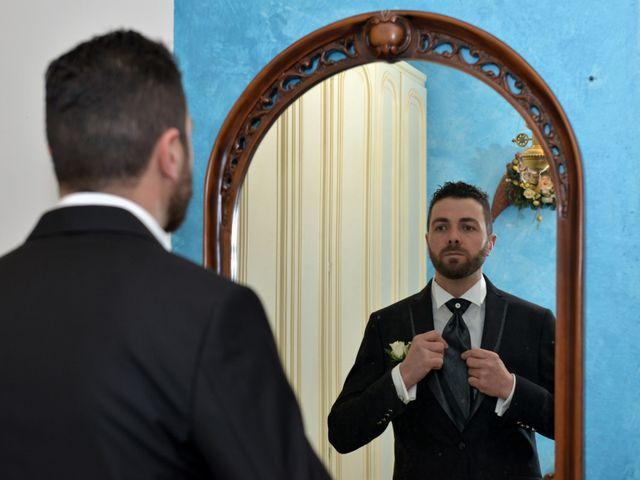 Il matrimonio di Domenico e Teresa a Villetta Barrea, L'Aquila 4