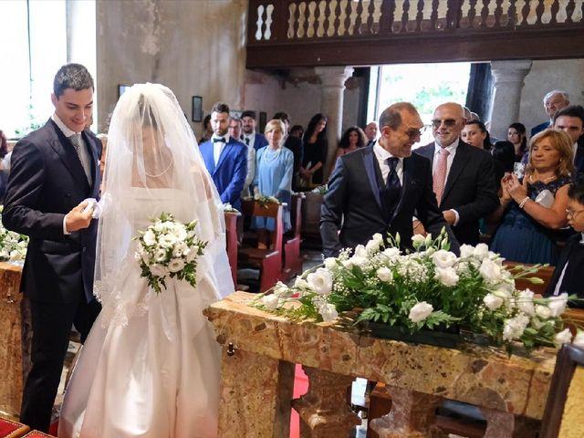 Il matrimonio di Riccardo  e Alessandra a Novara, Novara 12