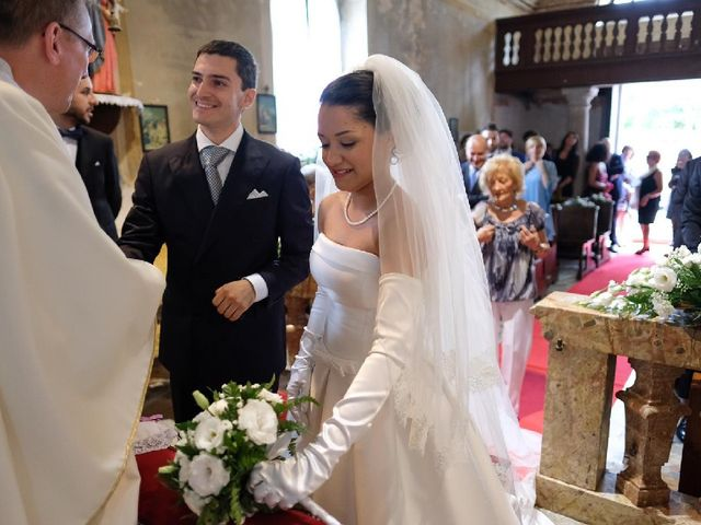 Il matrimonio di Riccardo  e Alessandra a Novara, Novara 6
