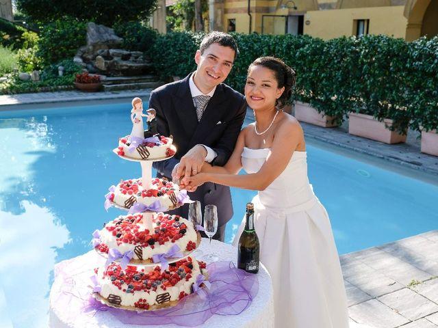 Il matrimonio di Riccardo  e Alessandra a Novara, Novara 2