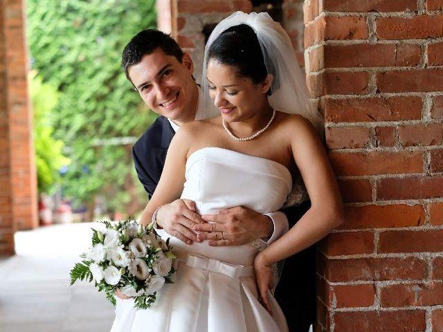 Il matrimonio di Riccardo  e Alessandra a Novara, Novara 4
