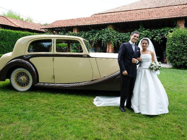 Il matrimonio di Riccardo  e Alessandra a Novara, Novara 1