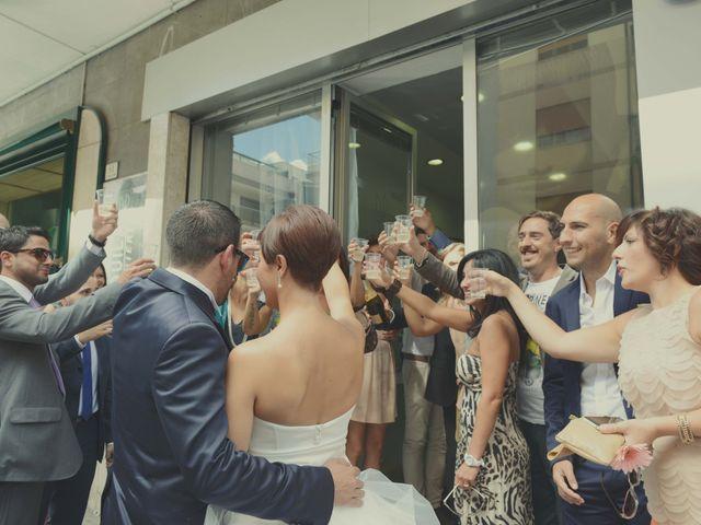 Il matrimonio di Lucia e Nicola a Santa Maria a Vico, Caserta 15