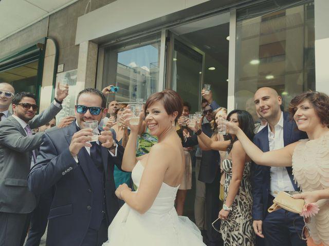 Il matrimonio di Lucia e Nicola a Santa Maria a Vico, Caserta 16