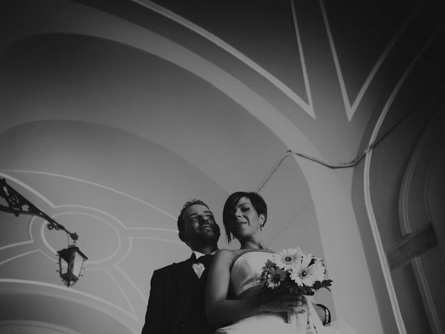 Il matrimonio di Lucia e Nicola a Santa Maria a Vico, Caserta 20
