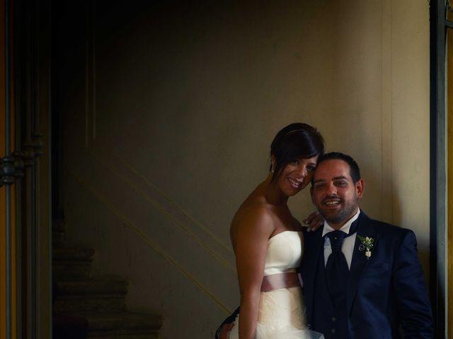 Il matrimonio di Lucia e Nicola a Santa Maria a Vico, Caserta 23