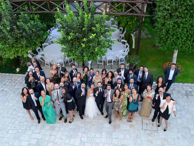 Il matrimonio di Lucia e Nicola a Santa Maria a Vico, Caserta 34