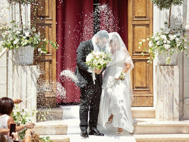 Il matrimonio di Nicola e Valentina a Ginosa, Taranto 12