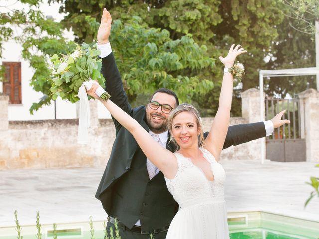 Il matrimonio di Nicola e Valentina a Ginosa, Taranto 23