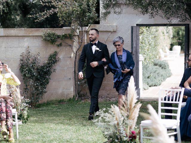 Il matrimonio di Giorgia e Michelangelo a Brindisi, Brindisi 39