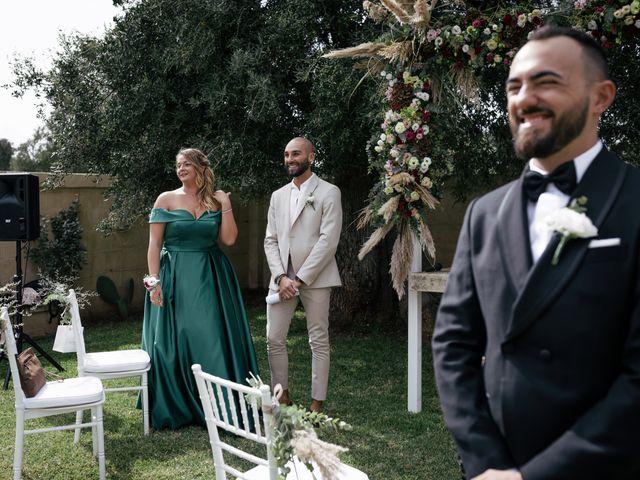 Il matrimonio di Giorgia e Michelangelo a Brindisi, Brindisi 41