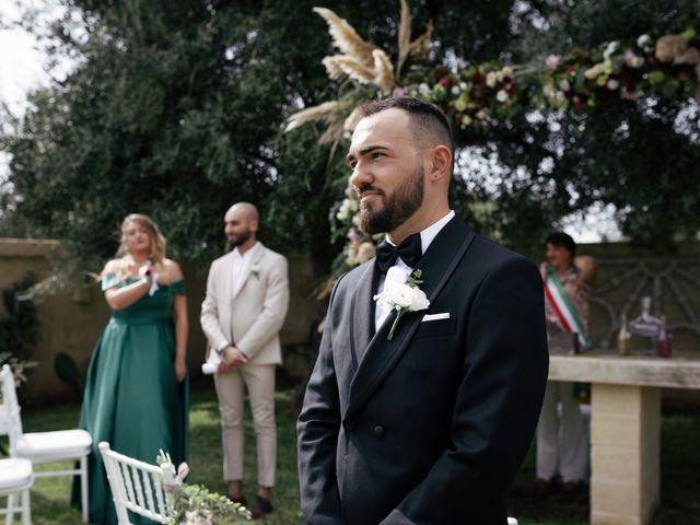 Il matrimonio di Giorgia e Michelangelo a Brindisi, Brindisi 42