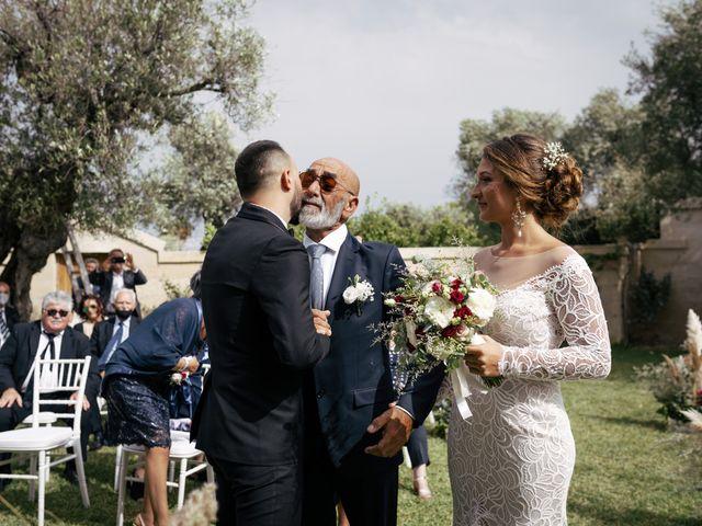 Il matrimonio di Giorgia e Michelangelo a Brindisi, Brindisi 46