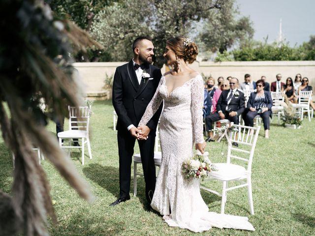 Il matrimonio di Giorgia e Michelangelo a Brindisi, Brindisi 47