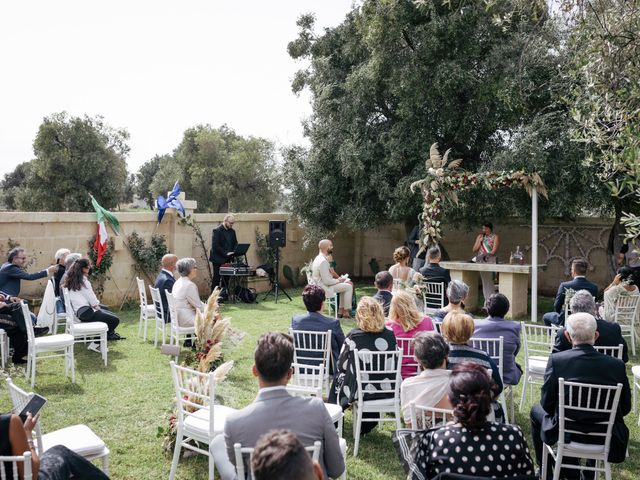 Il matrimonio di Giorgia e Michelangelo a Brindisi, Brindisi 48
