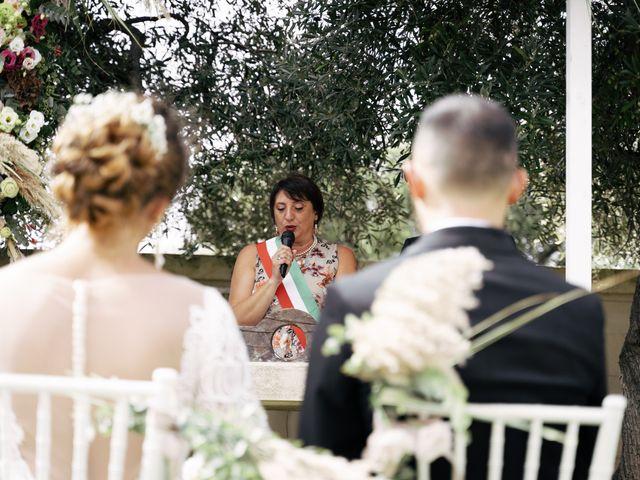 Il matrimonio di Giorgia e Michelangelo a Brindisi, Brindisi 50